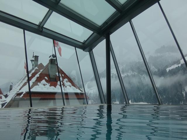 Fenster im spa austria trend schloss lebenberg hotel for Fenster 75x75