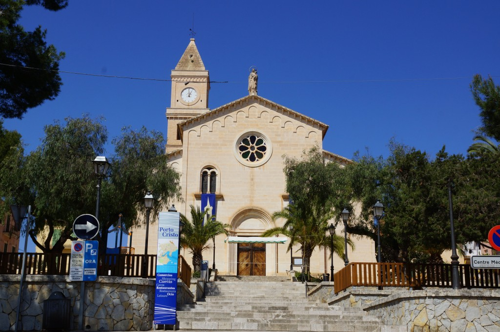Church in Porto Cristo, Església de la Mare de Déu del Carme