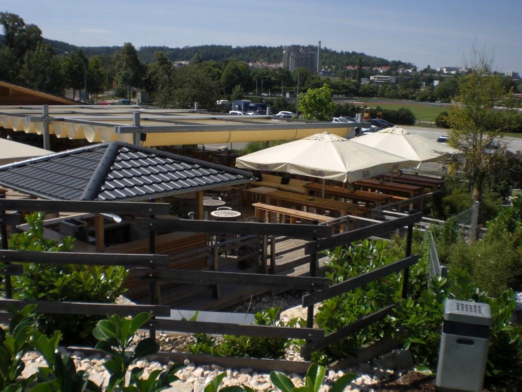 Bamboo Lounge Winnenden Biergarten Galerie Reiseforum